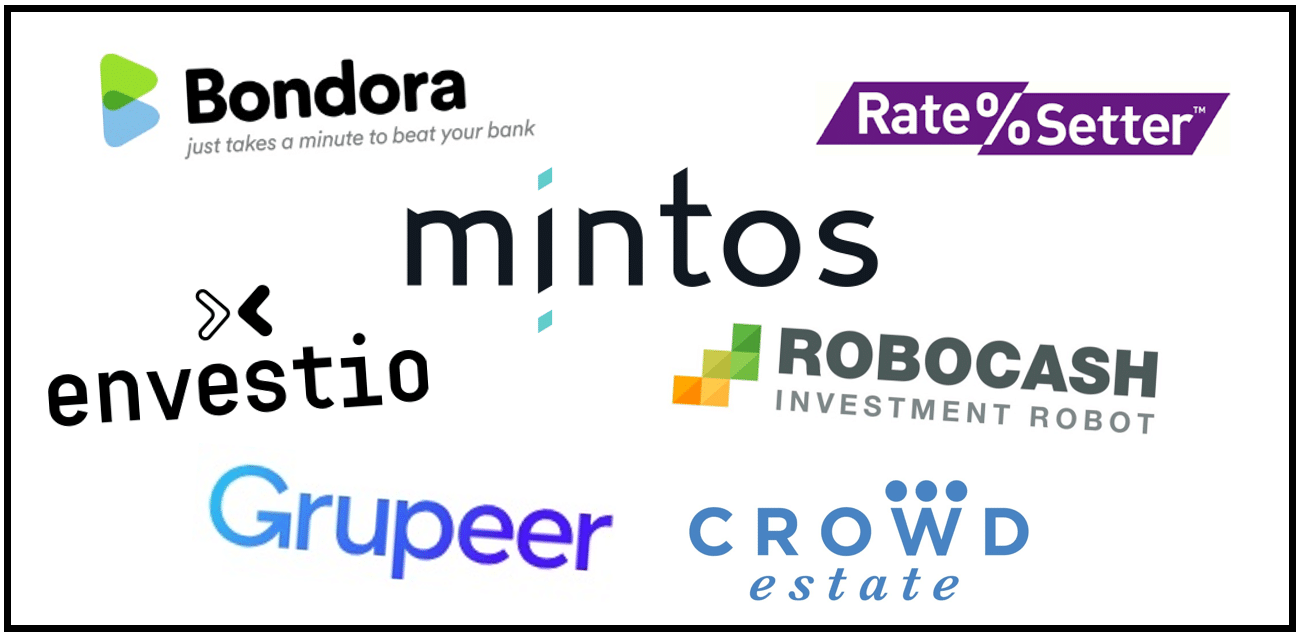 Peer-to-Peer Lending (P2P Investing) Platforms
