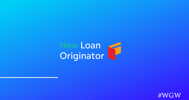 Grupeer new loan originator 1% campaign