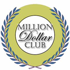 Million Dollar Club Icon. The Million Dollar Club was created by J Money form Budgets are Sexy. To be apart of the club, you have to pledge your intentions of reaching one million dollars!