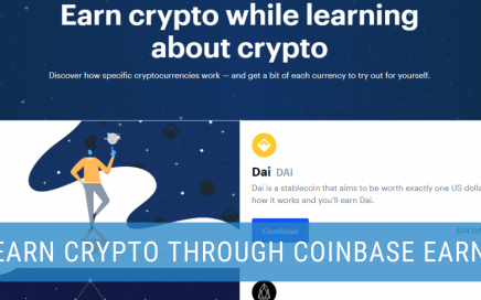 Earn Free Cryptocurrency with Coinbase Earn