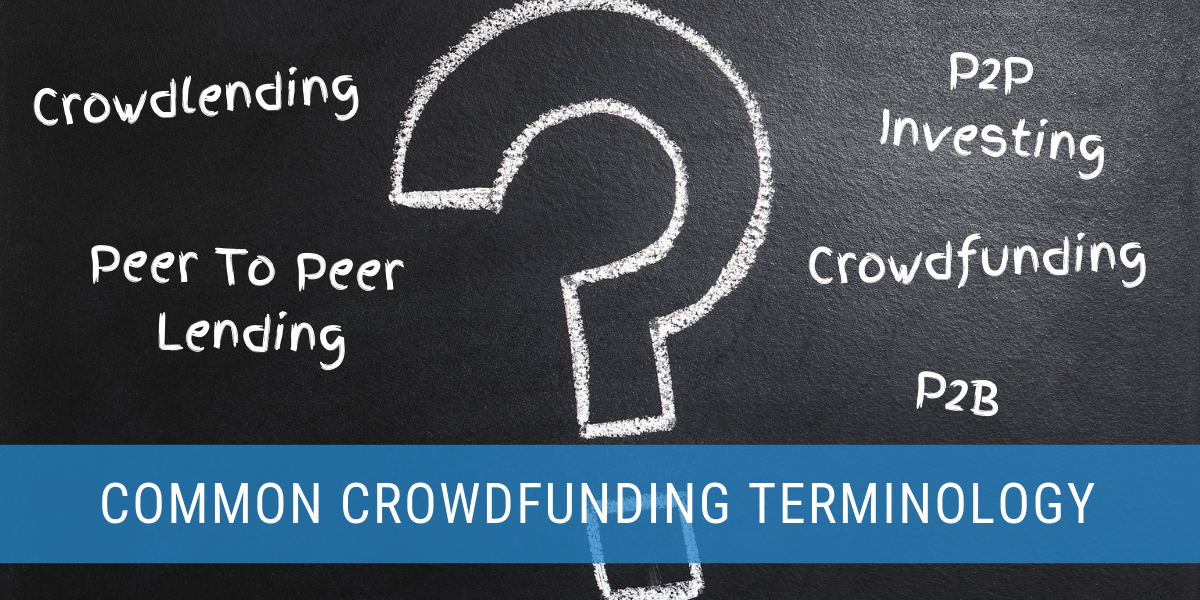 Peer To Peer Lending compared to Crowdfunding compared to Crowdlending