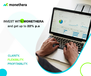 Invest with Monethera
