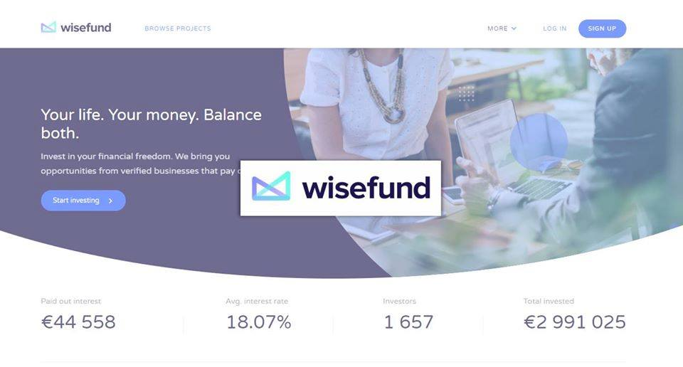 Wisefund Platform Review
